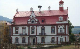Kaštieľ v Dolnom Lieskove