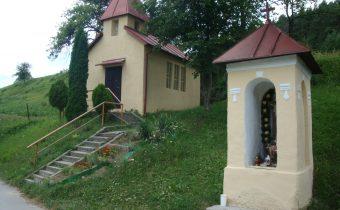 Kaplnka Sedembolestnej Panny Márie v Domanižskej Lehote
