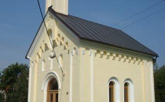 Kaplnka Ružencovej Panny Márie v Pružine
