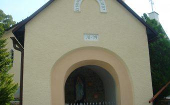 Kaplnka Panny Márie Lurdskej v Pružine