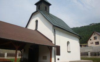 Kaplnka navštívenia Panny Márie v Ďurďovom