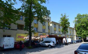 """Činžovné domy """"Rafanda"""" v Považskej Bystrici"""
