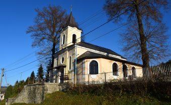 Kaplnka Sedembolestnej Panny Márie v Malých Ledniciach